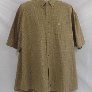 Timberland Weathergear Button Down Shirt XXL